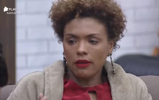 Na sala, Lidi Lisboa desabafou com Lipe Ribeiro sobre prisão de ventre em A Fazenda 2020
