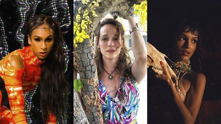 Linn da Quebrada, Wallie Ruy e Gabrielle Joie já brilharam na Globo