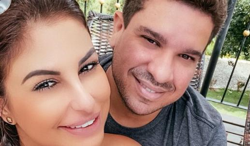 Lívvia Bicalho e Rafael Ribeiro