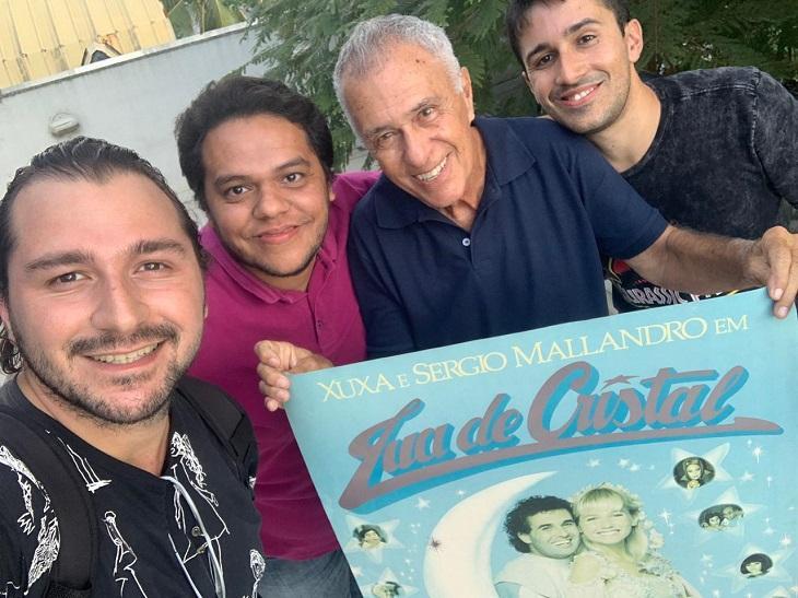 Lua de Cristal não teve trilha sonora lançada e motivo é revelado 30 anos depois