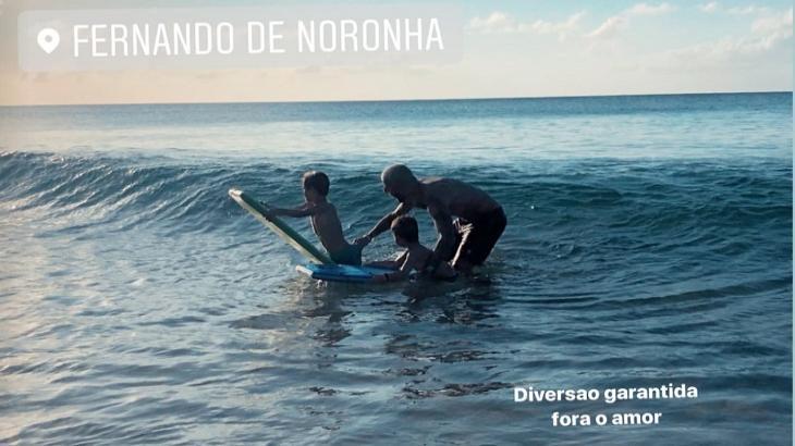 """Luana Piovani aparece em foto com Pedro Scooby: \""""Diversão garantida\"""""""