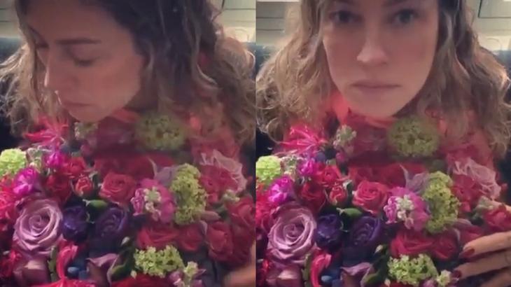 Luana Piovani alfineta seguidores e faz mistério sobre novo namorado