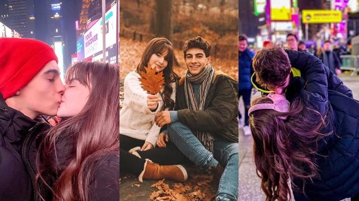 Sophia Valverde e Lucas Burgatti estão juntos há mais de 4 meses