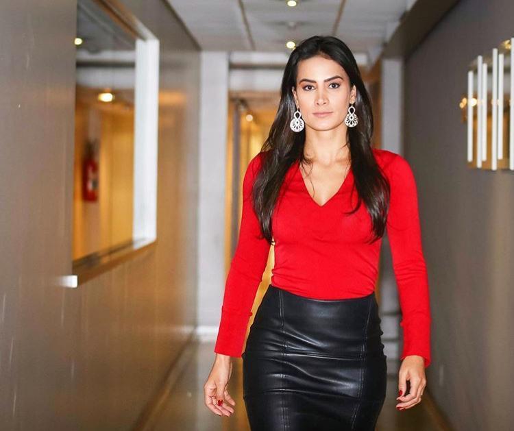"""Lucilene Caetano exalta empolgação em novo programa no BandSports: \""""Será incrível\"""""""