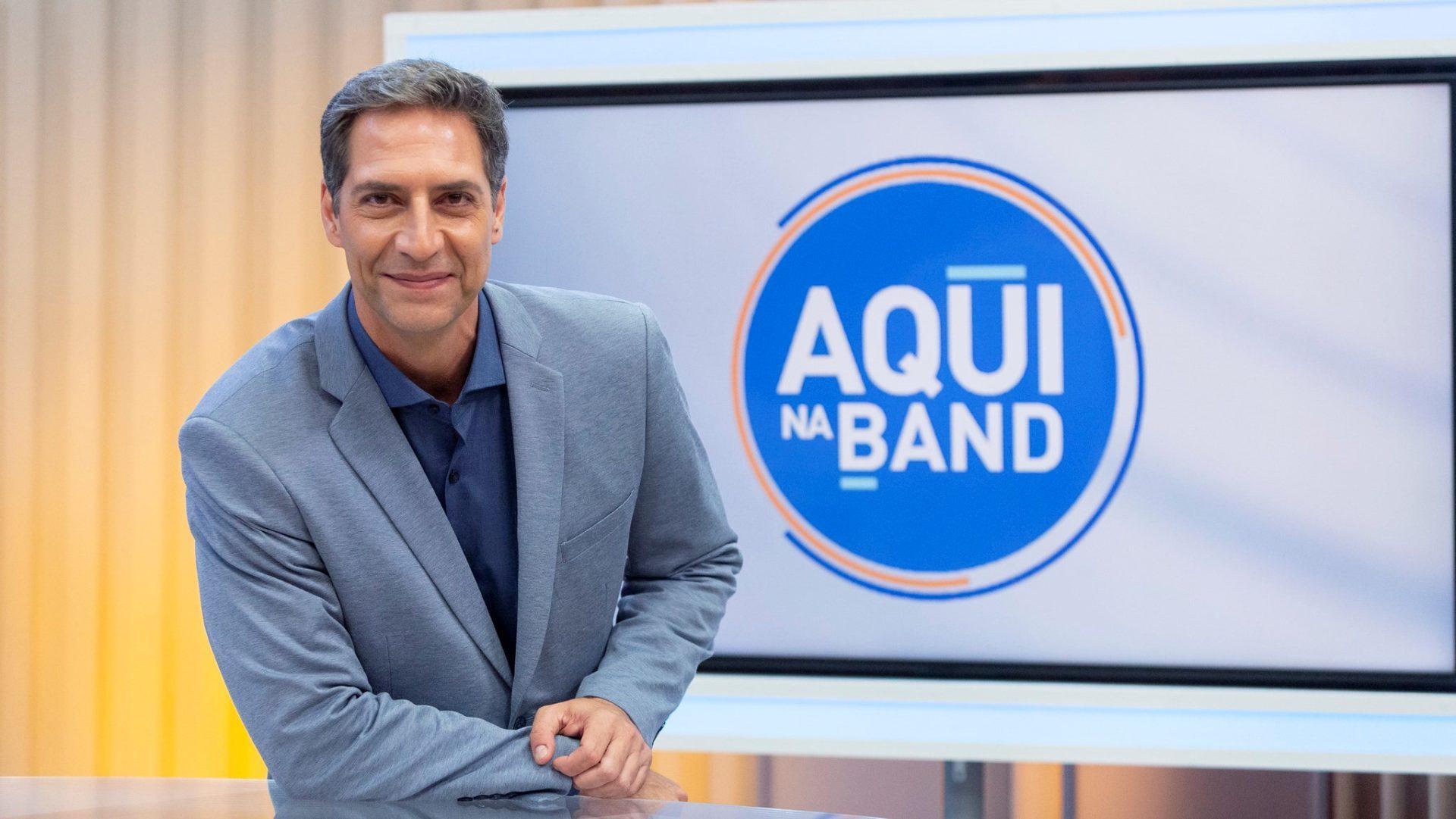 Diretor do Aqui na Band é demitido, Lacombe é afastado e emissora mira em Zeca Camargo