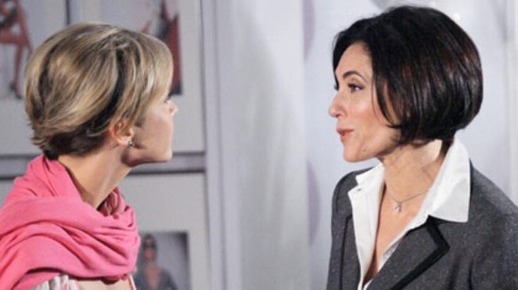 Ti Ti Ti: Luisa leva tapão de Rebeca após descoberta de traição