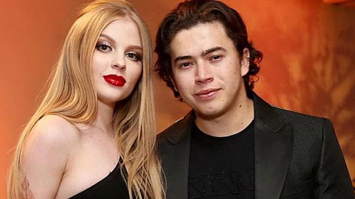 Luísa Sonza e marido