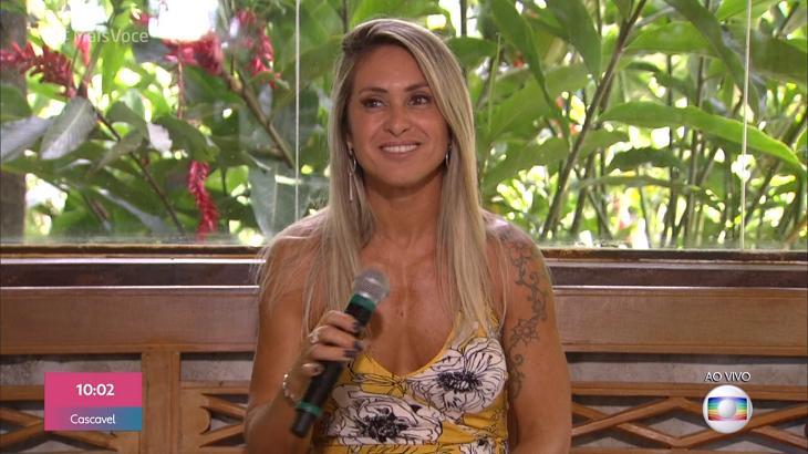 Primeiro eliminado do BBB20, Lucas Chumbo é alvo de brincadeira de Ana Maria Braga