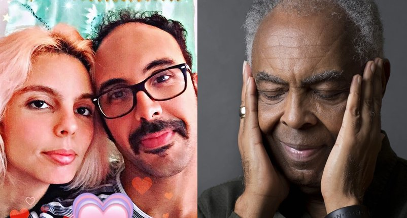 Mãeana, Bem e Gilberto Gil