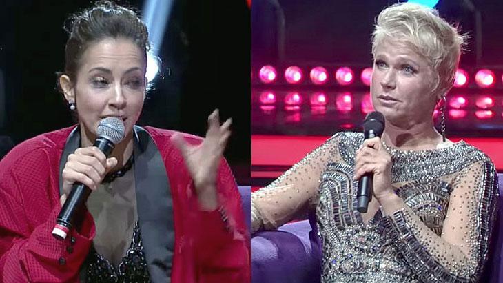 """Maytê Piragibe desabafa: \""""Xuxa falou coisas que não dizem respeito a ela, é mentira, constrangedor\"""""""