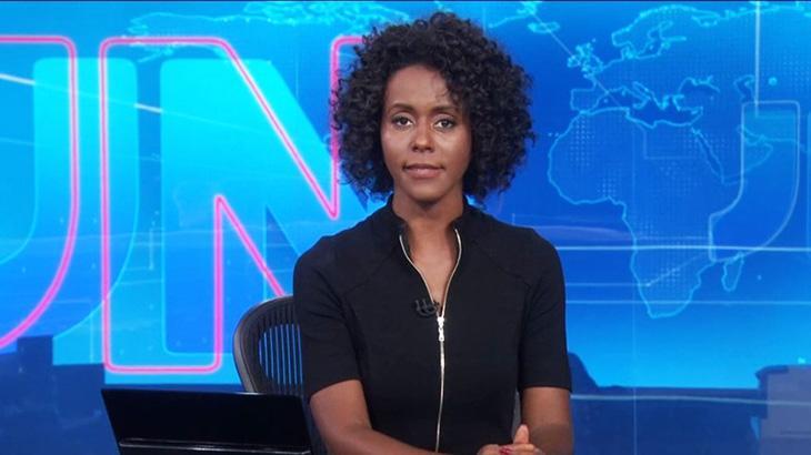 """A trajetória meteórica de Maju Coutinho até o """"Jornal Hoje"""""""