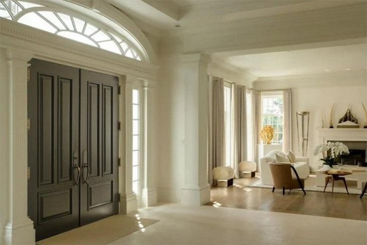 De estúdio de música a estilo clássico: A mansão de novela de Thalía