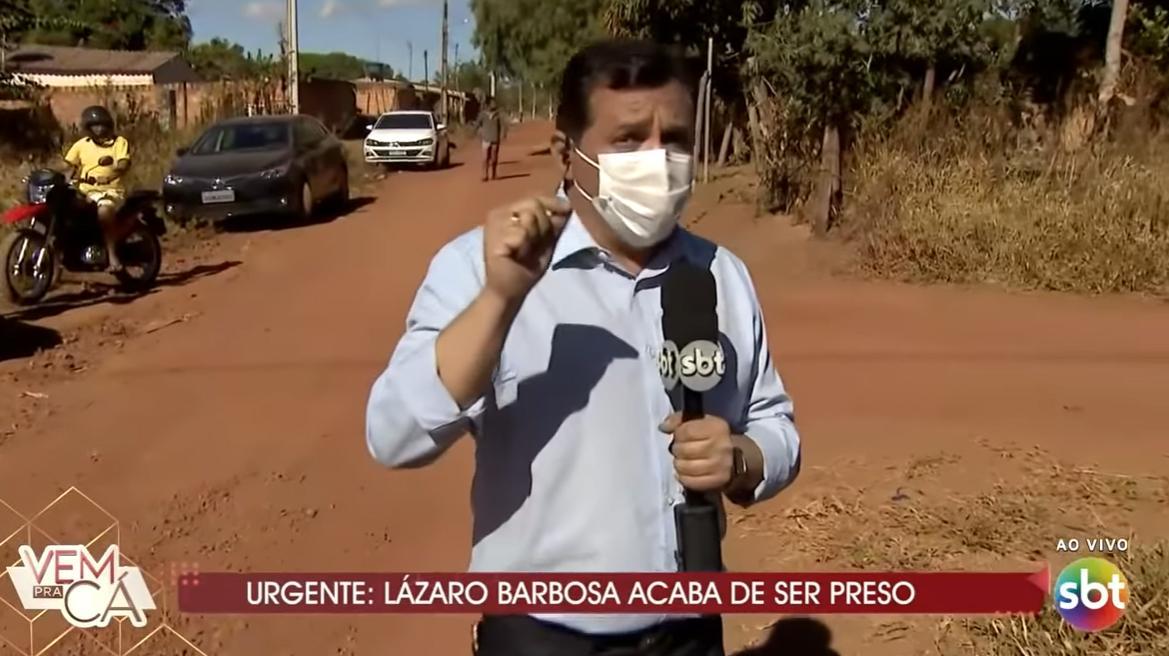 Jornalismo vira trunfo e motivo de comemoração no Vem pra Cá