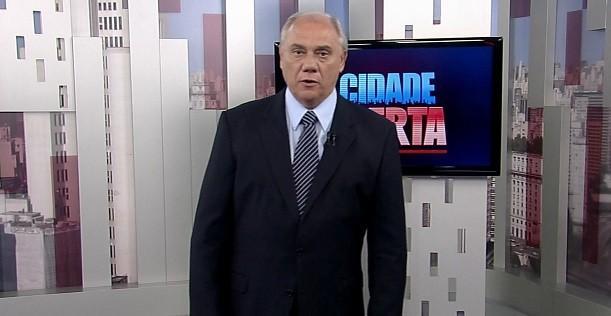 Marcelo Rezende no Cidade Alerta