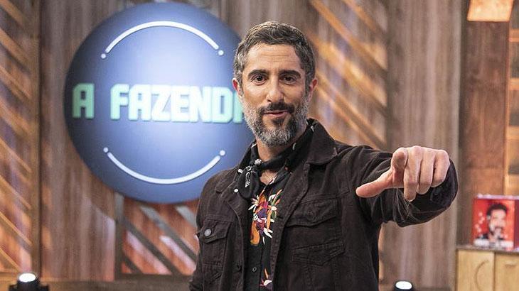 """Marcos Mion em """"A Fazenda"""""""