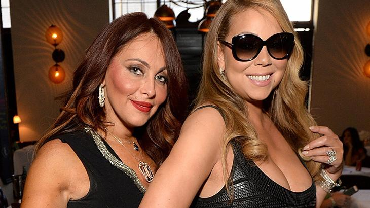 Stella Bulochnikov e Mariah Carey