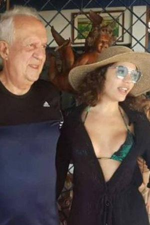 Ex-BBB Maria Melilo é apontada como affair de deputado de 75 anos