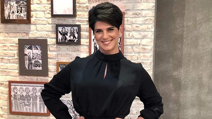 Mariana Godoy na Band