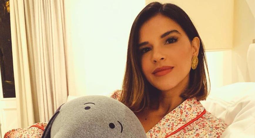 Mariana Rios é noiva do empresário Lucas Kalil