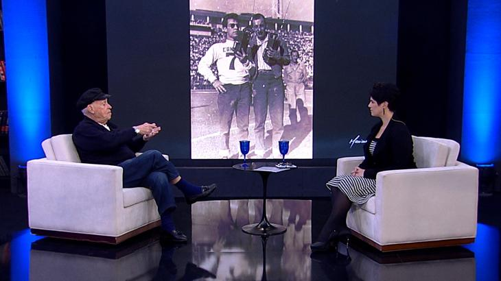 """Silvio Luiz sobre impacto da carreira na vida pessoal: \""""Não vi meus filhos crescerem\"""""""
