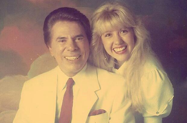 Em 1990, apresentadora convenceu Silvio Santos a não mudar programação