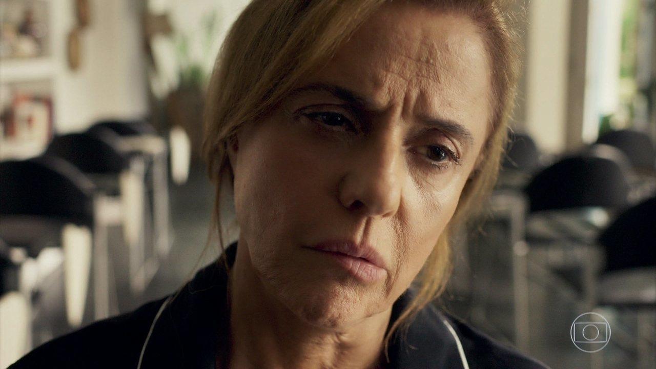 """Marieta Severo brilha mais uma vez e prova: é a grande protagonista de \""""O Outro Lado do Paraíso\"""""""