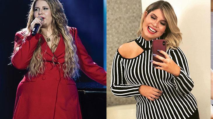 Dez famosos que perderam peso e mudaram radicalmente o visual