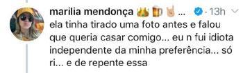 Marília Mendonça é assediada em evento; veja