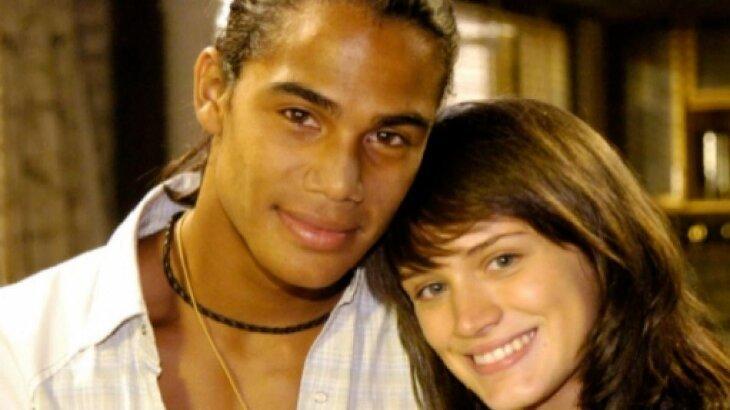 Bianca Bin e Micael Borges