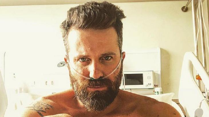 Marlon no hospital