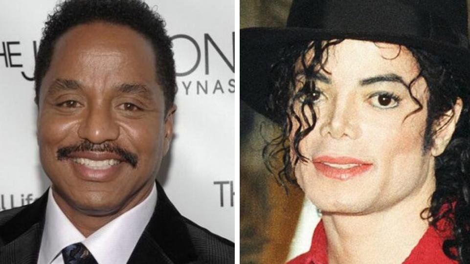 Marlon e Michael Jackson