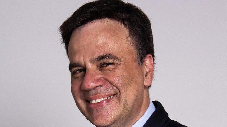 Mauro Beting sorrindo