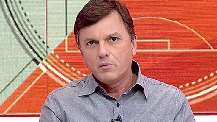"""Mauro Cezar Pereira comenta viés de entretenimento no jornalismo esportivo e diz: \""""não sou humorista\"""""""