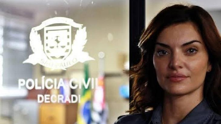 """Policial em Rotas do Ódio, Mayana Neiva desabafa: \""""As questões do feminismo são urgentes\"""""""