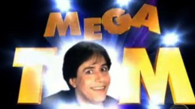 Tom Cavalcante com seu Megatom