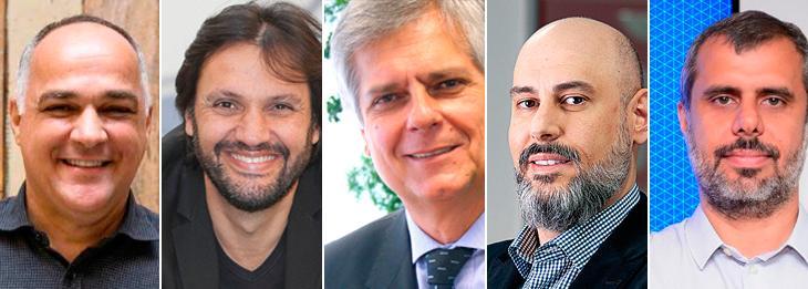 Executivos de Globoplay, Globo, CNN, Record e Band concorrem ao Melhores do Ano NaTelinha