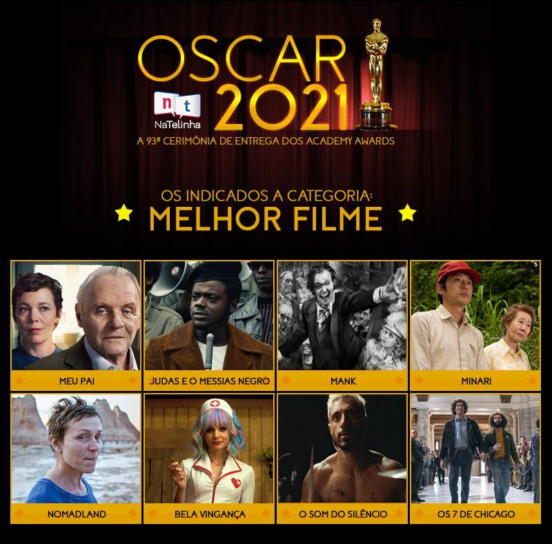 De chato a grande favorito: Análise dos indicados a melhor filme ao Oscar 2021