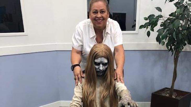 SBT lança nova pegadinha da Menina Fantasma, agora em um consultório médico