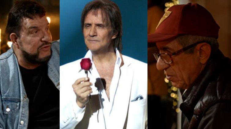 Michael Sullivan, Roberto Carlos e Fagner