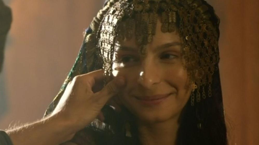 """Michelle Batista fala sobre Lia na sexta fase de Gênesis: """"Mulher de muita fé"""""""