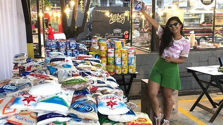 Após ajudar cerca de 10 mil pessoas, Mileide Mihaile anuncia quarta edição do Bazar Mulher