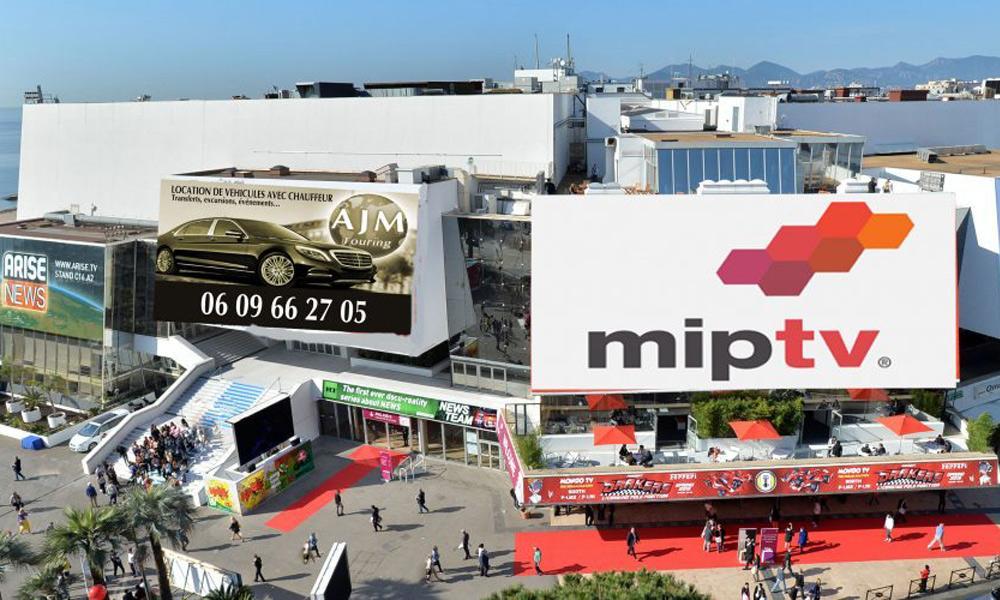 MipTV em Cannes na França