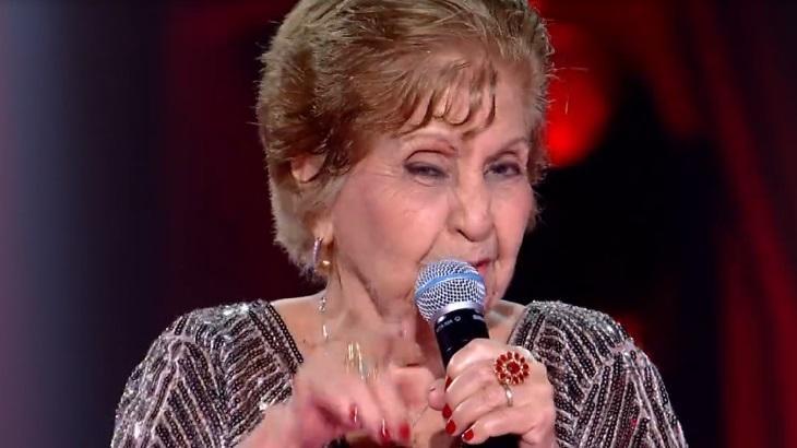 Ludmilla ouve resposta saidinha no The Voice +
