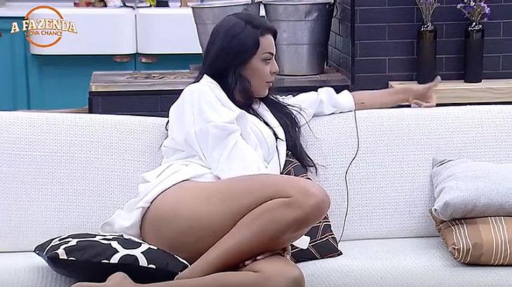 """Marcos revela o que aprendeu no reality show \""""A Fazenda\"""""""