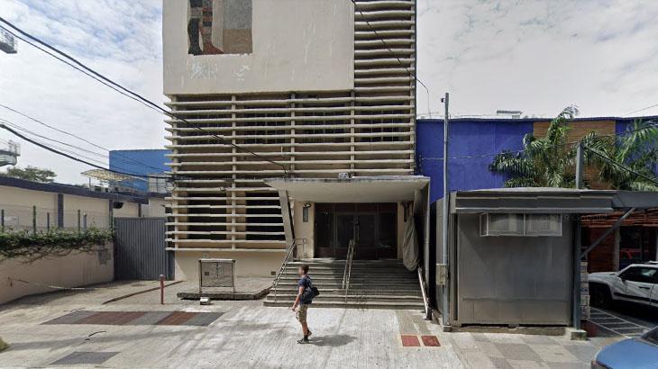 Antiga sede da MTV Brasil, em São Paulo