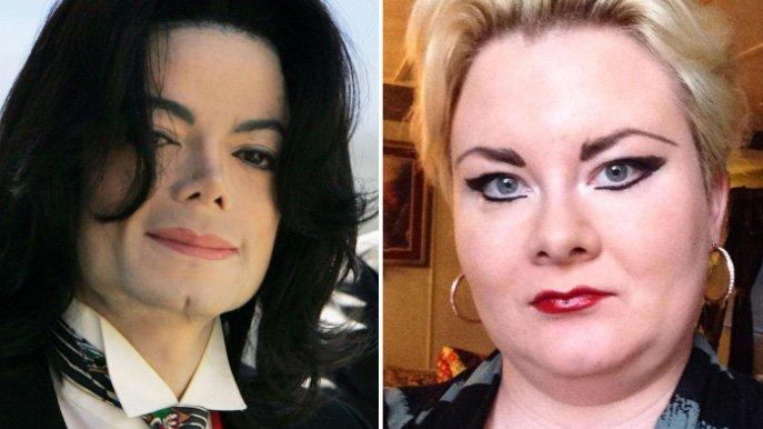 Michael Jackson e Kathleen
