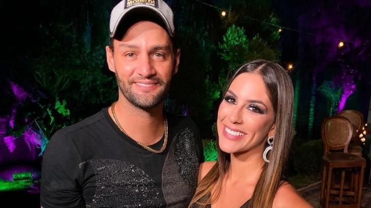 Casamento entre o cantor Munhoz e a nutricionista Rhayssa Carvalho chegou ao fim