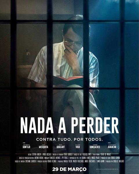 Filme que conta a história de Edir Macedo ganha pôster oficial; confira