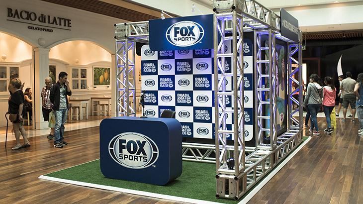 Fox Sports promove cabine exclusiva de testes para narradoras de futebol