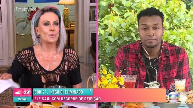 Rodrigo Bocardi diz ter sido ameaçado por Nego Di e seguidores no passado